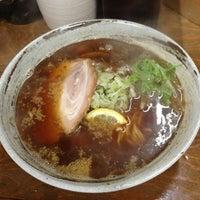 Photo taken at らー麺 つやつや by superglasurd on 8/28/2013