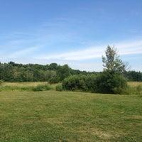 Photo taken at Van Patten Woods Forest Preserve by Matthew W. on 8/10/2014