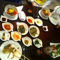 Photo taken at Korean House by Артём Г. on 3/29/2014