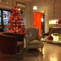 Photo taken at Orange Hotel by Piero F. on 12/17/2014
