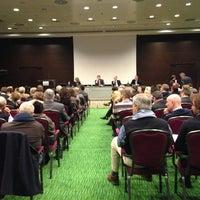 Photo taken at Best Western Premier BHR Treviso Hotel by Piero F. on 12/6/2012