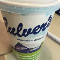 Photo taken at Culver's by Amy R. on 4/1/2016