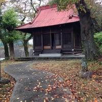 Photo taken at 清水神社 by ysbay98 m. on 11/2/2014