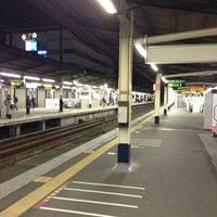 Photo taken at Kaihimmakuhari Station by ysbay98 m. on 1/5/2013