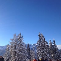 Photo taken at Rifugio Lée by Giuliamaria D. on 12/27/2013