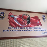 Photo taken at Kıraç Polis Merkezi Amirliği by Ekrem Y. on 11/2/2015