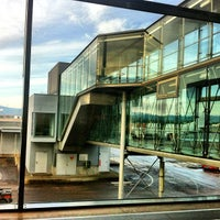 Photo taken at Oslo Airport (OSL) by Jens-Chr S. on 11/14/2012