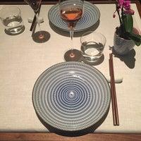 Photo taken at Restaurant TIM RAUE by Idris H. on 11/6/2014