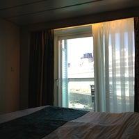 Photo taken at Royal Caribbean - Freedom Of The Seas by Kristen V. on 3/3/2013