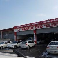 Photo taken at HARPUT OTO özel servis by Hürel T. on 3/1/2018