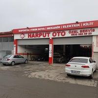 Photo taken at HARPUT OTO özel servis by Hürel T. on 2/21/2018