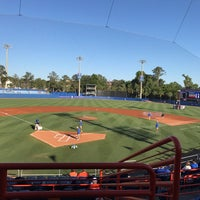 Photo taken at McKethan Stadium at Perry Field by Ralph on 5/6/2017