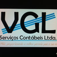 Photo taken at VGL Serviços Contábeis by Ralph L. on 12/27/2012