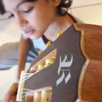 Photo taken at Guitar Music by Bia A. on 8/15/2016