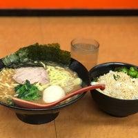 Photo taken at 横浜ラーメン武蔵家 幡ヶ谷店 by 大 宮. on 2/26/2017