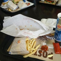 Photo taken at Burger King by Brecht D. on 3/19/2015