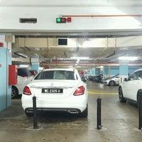 Photo taken at Menara Maybank GM's parking by ♛-∂ÑƝă_Ƨ'ӃĻ®™©-♛ on 2/4/2017