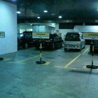 Photo taken at Menara Maybank GM's parking by [ ♤.N.N.♤.$.K.L] on 10/31/2012