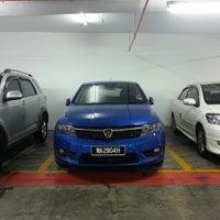 Photo taken at Menara Maybank GM's parking by ♛-∂ÑƝă_Ƨ'ӃĻ®™©-♛ on 2/1/2015