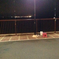 Photo taken at Changi Beach Car Park 5 by June H. on 11/19/2013