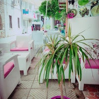Photo taken at Shop Cafe by Gamze K. on 4/29/2017