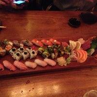 Photo taken at Blue Ribbon Sushi Bar & Grill by Jody B. on 11/29/2012