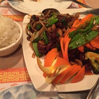 Photo taken at China Gourmet Inn by Sibel O. on 1/30/2016