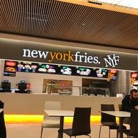 Photo taken at New York Fries by Yakut Ç. on 1/29/2017