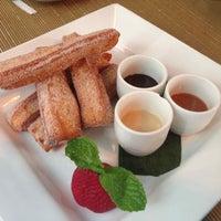 Photo taken at Yuca Bar & Restaurant by Elizabeth I. on 3/9/2013