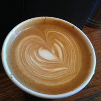 Photo taken at Ninth Street Espresso by Elizabeth I. on 1/27/2013