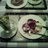 Снимок сделан в Душевная Кухня пользователем Aleksandra I. 12/22/2014