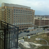 Photo taken at Wyndham Vacation Resorts at National Harbor by Kenneth T. on 3/16/2013