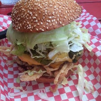 Photo taken at Foster Burger by Courtney S. on 6/2/2014