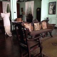 Photo taken at Bernardino-Jalandoni House Museum by Melo V. on 8/21/2013