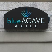 Photo taken at Blue Agave Grill by Brian F. on 5/13/2016