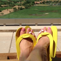 Photo taken at Spa 14th Floor TSR by Heidi C. on 7/26/2013