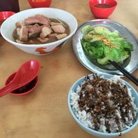 Photo taken at Foong Tak Sing Bak Kut Teh by Jennifer L. on 7/26/2015