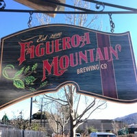 Photo taken at Figueroa Mountain Brewing Company by Vanessa N. on 1/15/2013