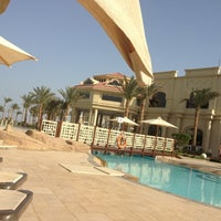 3/9/2013 tarihinde Kristof H.ziyaretçi tarafından Rixos Sharm El Sheikh'de çekilen fotoğraf