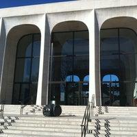 Photo taken at Sheldon Museum of Art by Nikki B. on 2/12/2013