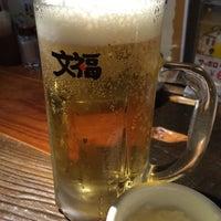 Photo taken at 串焼 文福 武蔵小杉店 by ミヤケン on 1/13/2016