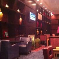 Photo taken at Residence Inn by Marriott New York Manhattan/Times Square by Dan P. on 9/26/2012