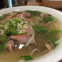Photo taken at Pho Dau Bo Restaurant by Choorocca on 3/16/2016