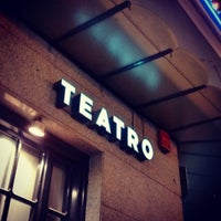 Photo taken at Teatro Muñoz Seca by Ricardo R. on 3/1/2015