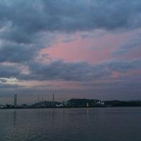 Photo taken at 徳山下松港 新南陽地区 by ☆とも 🍦 on 6/26/2013