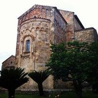 Photo taken at Santa Maria Anglona by Borgognoni on 8/16/2013