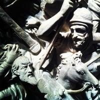 Photo taken at Palazzo Massimo Alle Terme - Museo Nazionale Romano by Borgognoni on 3/20/2013