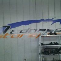 Photo taken at Madness-Motorsport by Hristo T. on 5/19/2012