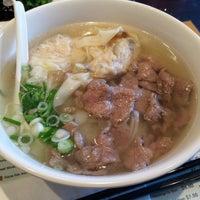 Photo taken at Wonton Chai Noodle 雲呑仔 by Jennifer K. on 8/31/2014