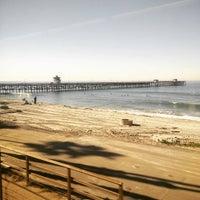 Photo taken at Palm Beach Park - Poche Beach by strixtle on 11/13/2015